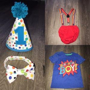 Other - Birthday boy bundle